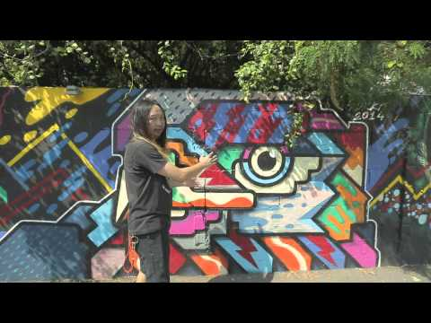 Absolute Siam TV EP 102 Graffiti Street Art