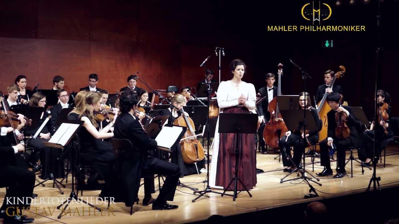 Mahler: Kindertotenlieder / Elisabeth Mahler - Mahler Philharmoniker - Wiener Konzerthaus