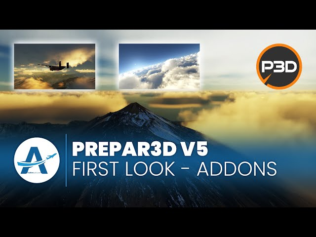 [P3D V5] First Look - Ep. 1 | AviationLads.com
