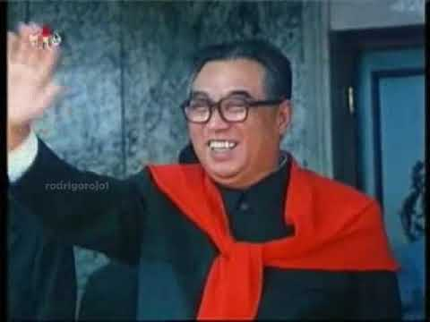 Thank you, Father Kim Il Sung