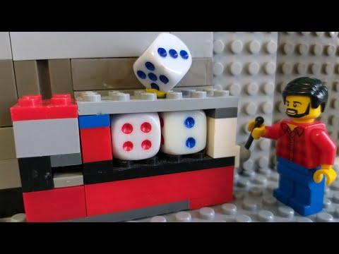 Лего мультик 'игровой