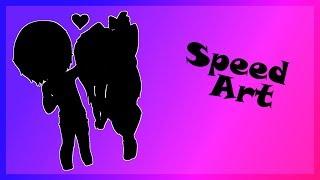 Zane-Chan | Aphmau fanart | Speed Art