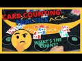 Blackjack CARD COUNTING Practice - Three Hand Special - Part 2