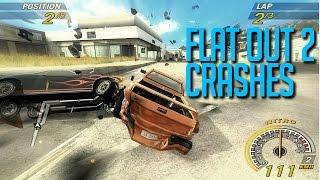 Flatout 2 Crash Montage #2