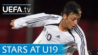 Iniesta, Lahm, Piqué... stars at the UEFA Under-19s