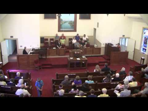 UTICA BAPTIST CHURCH - AUGUST 11, 2013