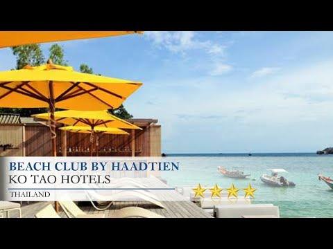 Beach Club By Haadtien - Ko Tao Hotels, Thailand