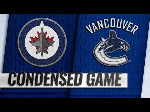 11/19/18 Condensed Game: Jets @ Canucks
