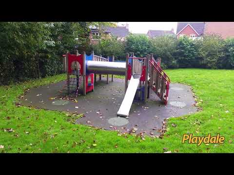 Playdale Playgrounds - Pheasants Walk Play Area, Knutsford, Cheshire