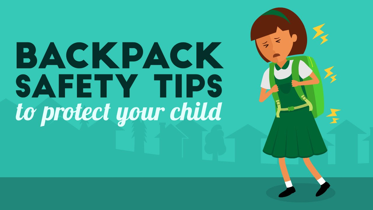 Backpack Safety Tips - Is Your Child s Backpack Safe  Hampton Primary School ffebd5ecd25ef