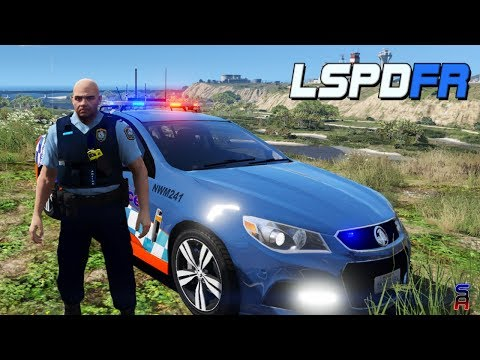 LSPDFR | NSW Highway Patrol - US Route 68 & Surrounds | GTA Police Simulator