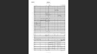 音源を採譜し、ジュニア管弦楽団用に編曲したものです。指揮は私で、演...