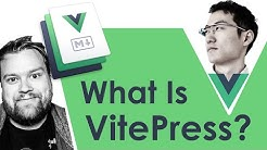 VitePress The New Vite Static Site Generator Tutorial // Evan You VitePress Tutorial With Vue.js 3