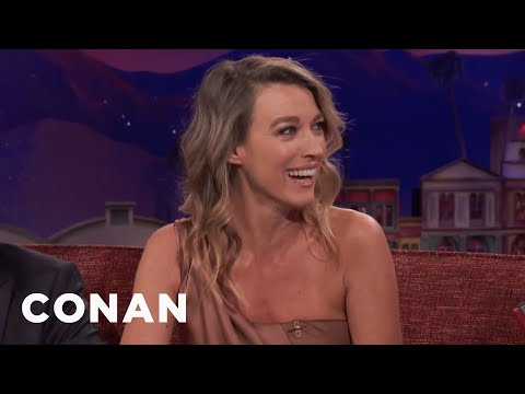 Natalie Zea's Daughter Is The Girl From