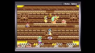 Super Mario Advance - Four-Player Battle Mode (Game Boy Player Capture)