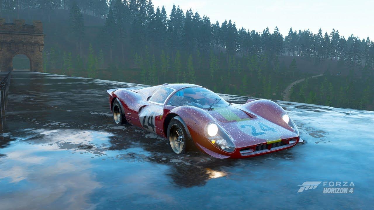 Ferrari 330 P4. Forza Horizon 4 - YouTube
