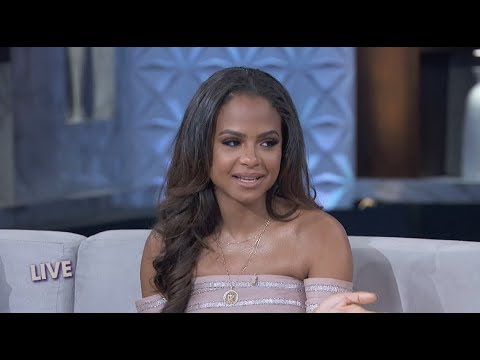 Christina Milian Talks Co-Parenting With The-Dream
