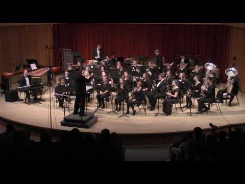 UW-Stevens Point Symphonic Wind Ensemble