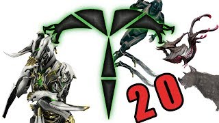 Warframe - 20 Sins of Warframe
