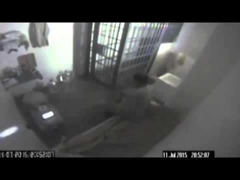 México divulga vídeo do momento da fuga de 'El Chapo'