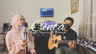 cover   cinta (vina panduwinata) - anggit nugraha ft bitanajib