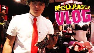 DEKU'S SHOPPING SPREE [Dekusquad] | My Hero Academia Cosplay Vlog