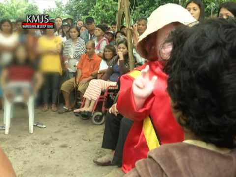 Kapuso Mo, Jessica Soho: Rainy day comfort food and Gagamboksing, a new sport in Bukidnon