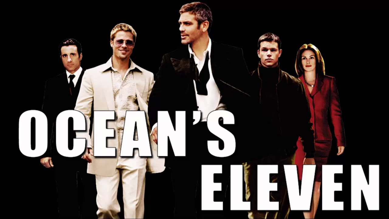 oceans eleven swat team exit youtube