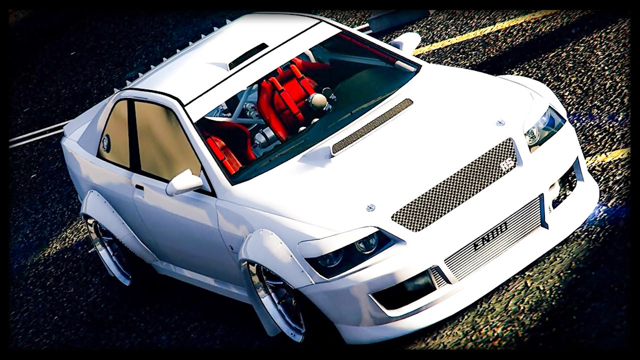 Top 10 custom sultan rs cars in gta 5 online best Custom car designer online