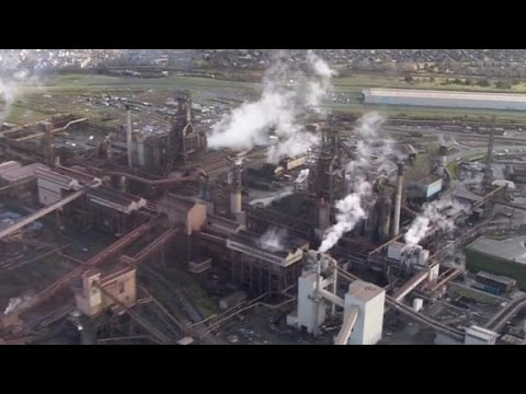 Tata Steel puts its UK arm up for sale