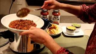 Jesben Super Bowl Of Chili:  Made With Jesben Italian Tomato, Peppers & Herbs Slow Cooker Sauce