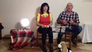 Ukulele Roma - Ukulele Cartoon VIDEO Contest 2016: Serini - Heidi