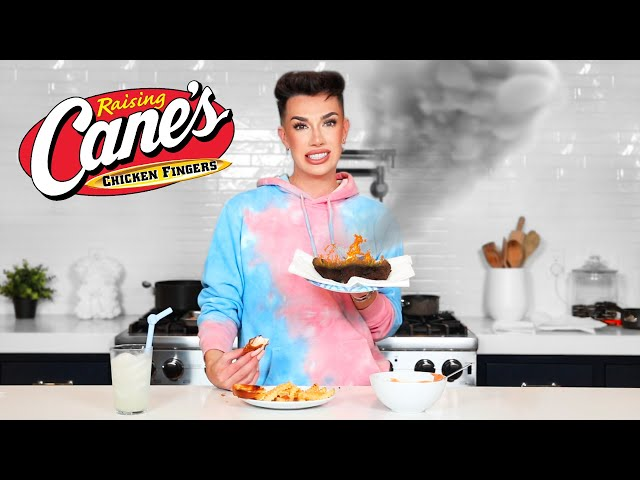 Cooking Raising Canes From Scratch *I burned it all*