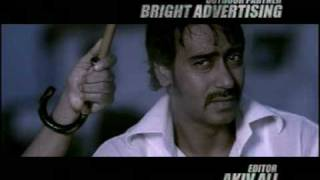 Ajay Devgan Dialoge Promo | Once Upon a Time in Mumbai