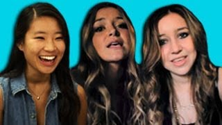 Repeat youtube video TEENS REACT TO HOT PROBLEMS