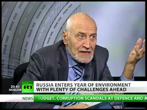 Rubbish Free Russia: Year of Environment looming
