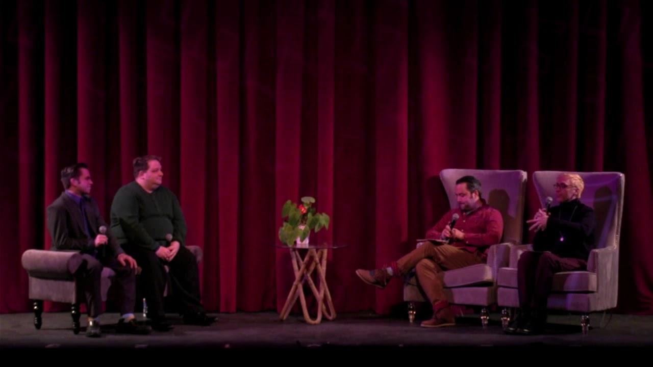 Spotlight on Stage: Patrick Lavery & David McCloughan