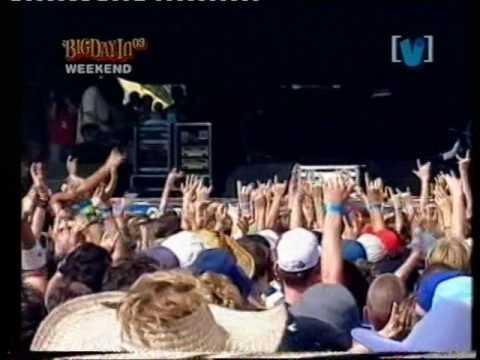Deftones -  Big Day Out 2003 [FULL TV/WEB broadcast version]