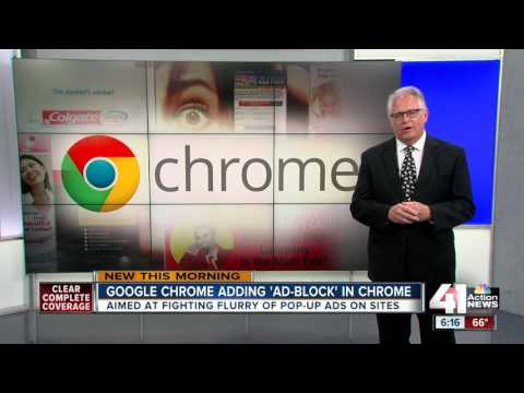 Google Chrome adding ad-block in chrome