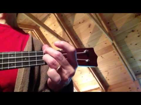 Christmas Island ukulele tutorial