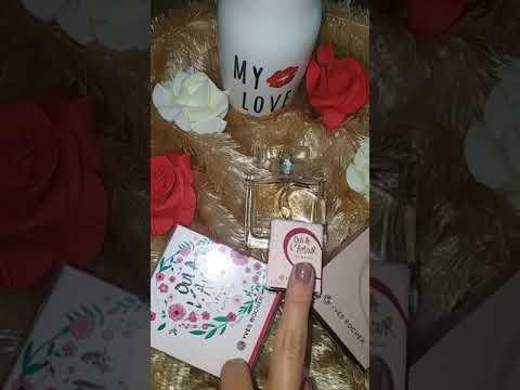 عطوري المفضلة منmy Favorite Perfum Yves Rocher видео