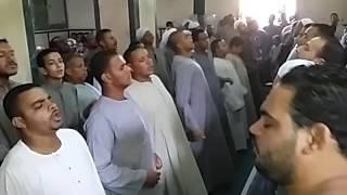 الشيخ محمد المنتصر الدح تابع راتب الجمعة 20ـ5ـ2016  تحياتى سيد محمد