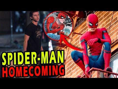 Las ultimas noticias de Spider-Man: Homecoming