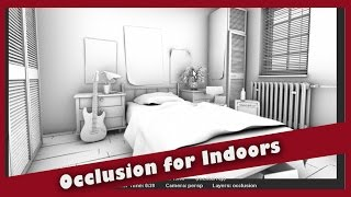 Occlusion for Indoor Environments