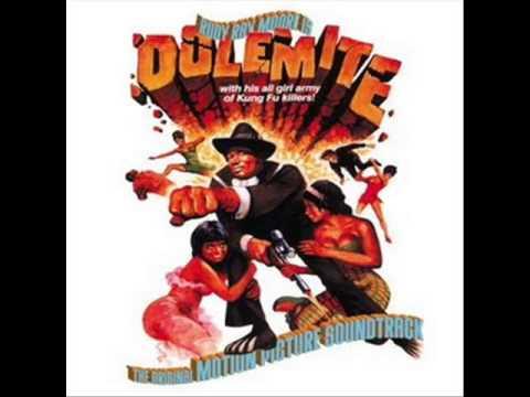 Rudy Ray Moore - Dolemite The Soundtrack (Full Album) 1975