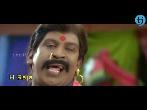 H Raja Vs Mersal   GST & Digital India Issue   Trolljan   HD