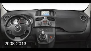 Renault Kangoo 2008-2013 г.в.: обзор, комплектации, расход топлива.