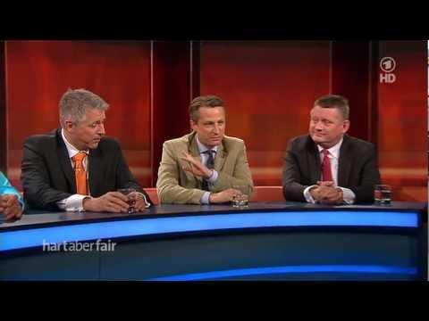 Hart aber fair 18.06.2012 Ausschnitt Dirk Müller vs. Nikolaus Blome