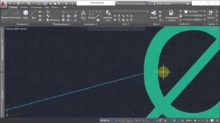 [Вебинар AutoCAD ч.1] Правила компоновки  шаблона и рабочего пространства