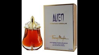 Thierry Mugler Alien Essence Absolue Fragrance Review (2012)
